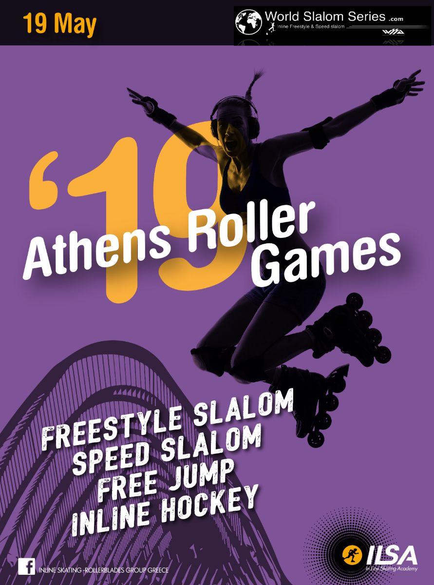 Athens Roller Games 2019