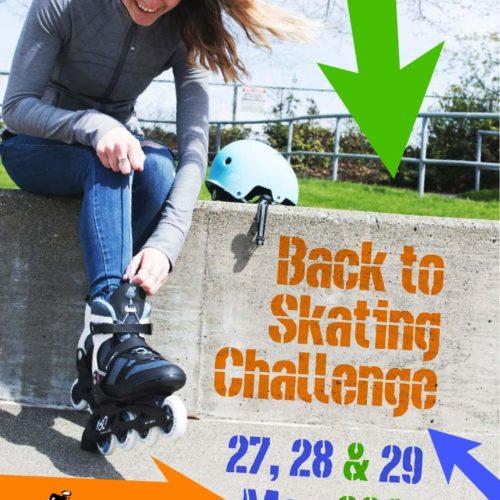 ILSA back to skating challenge